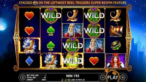 Игровые автоматы на реальные деньги - Beowulf