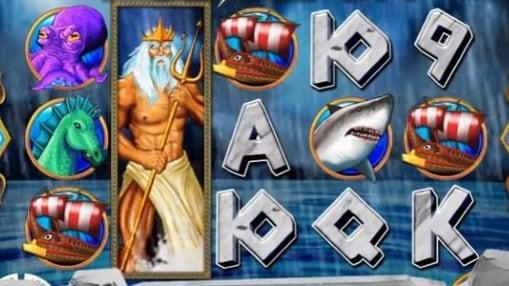 Онлайн автоматы на реальные деньги - Rise of Poseidon