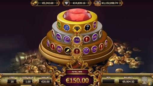 Игровой автомат Empire Fortune онлайн на деньги