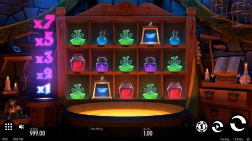 Игровой автомат Frog Grog играть на реальные деньги